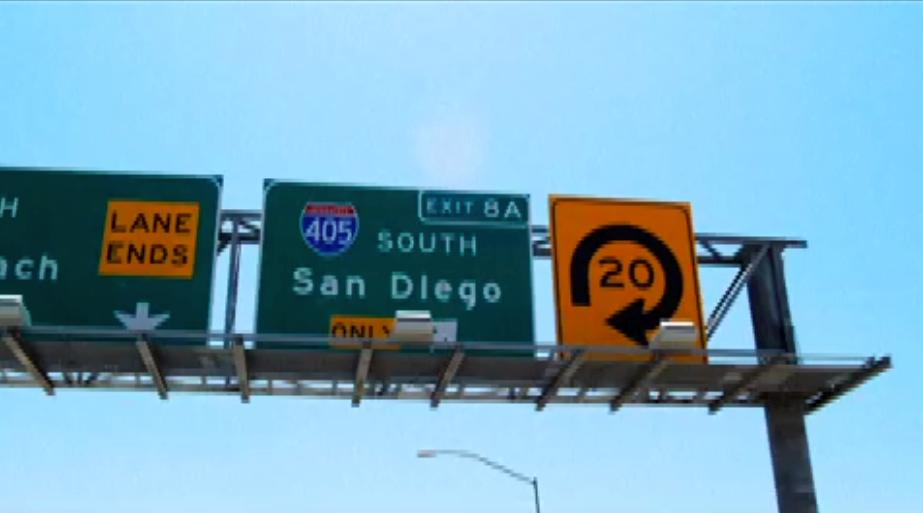 Follow these signs to San Diego this summer.