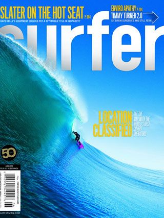 Take it from the experts, surf in San Diego!
