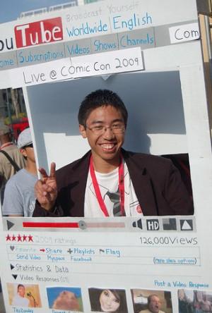 HimTube: Live @ Comic-Con 2009
