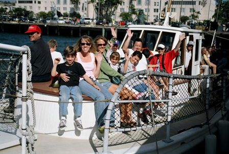 Hop aboard the Pilot during Sailor Days!