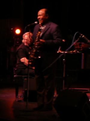 Benny Golson at Jazz Live