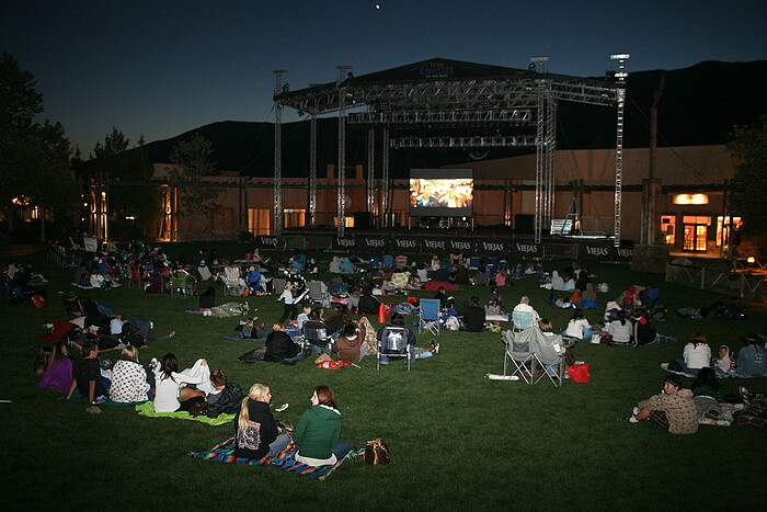 Summer Outdoor Movies