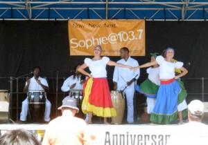 Omo Ache Afro-Cuban Dance & Music Co