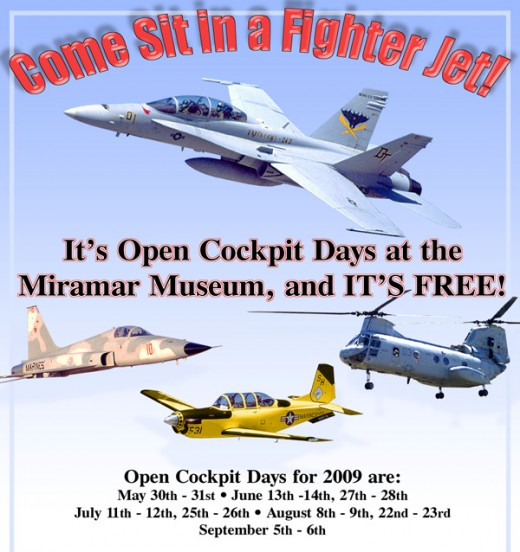 Open Cockpit Days