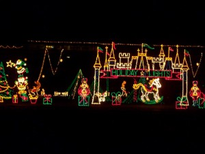 Holiday of Lights at the Del Mar Fairgrounds; Nov. 26 – Jan. 3