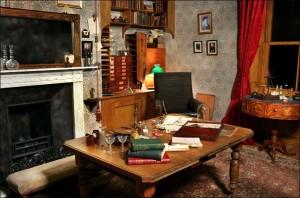 Darwin's study