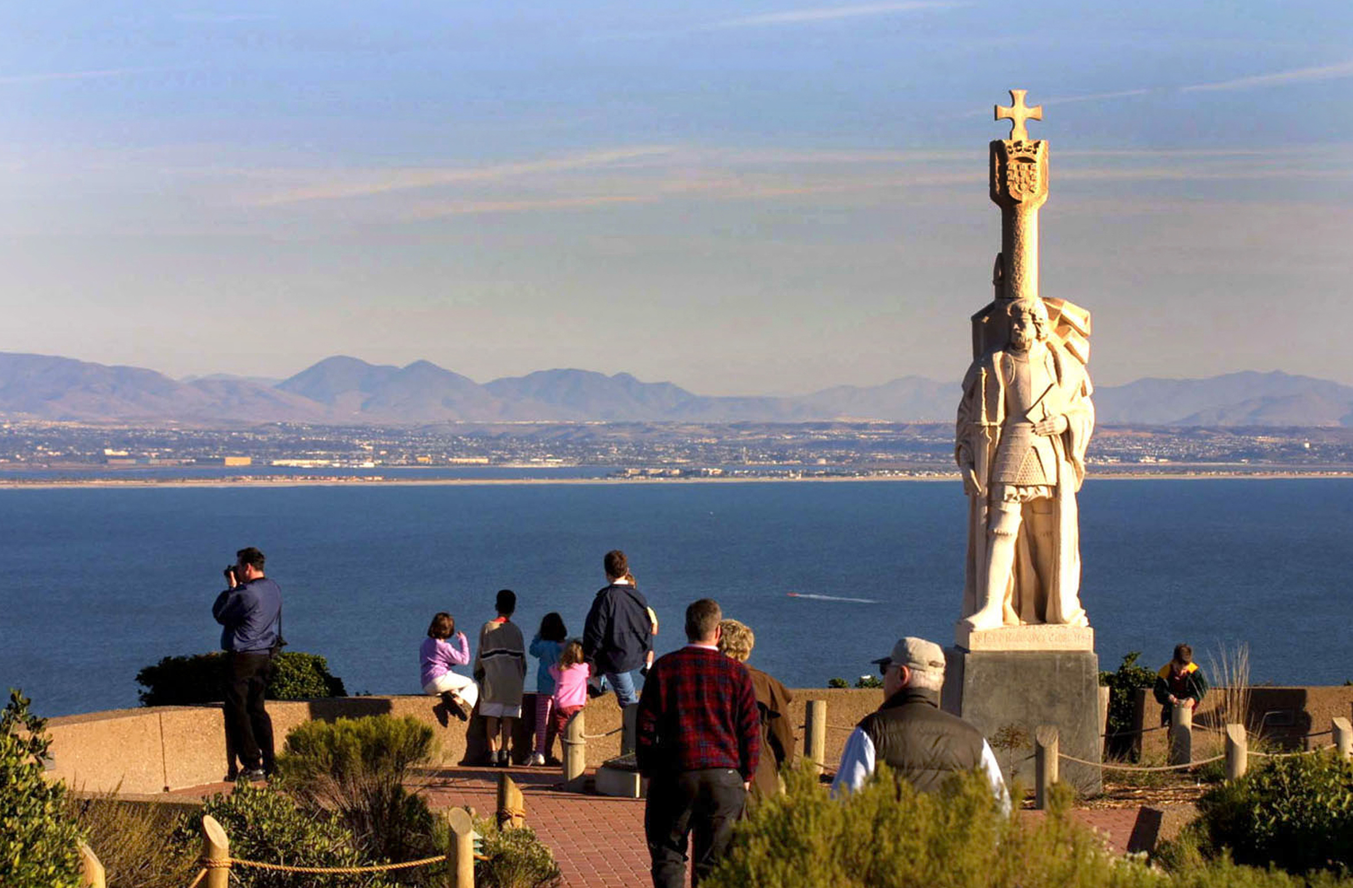 Tours Of Cabrillo National Monument