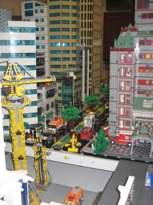 Lego Train Exhibit Returns to San Diego Model Railroad Museum