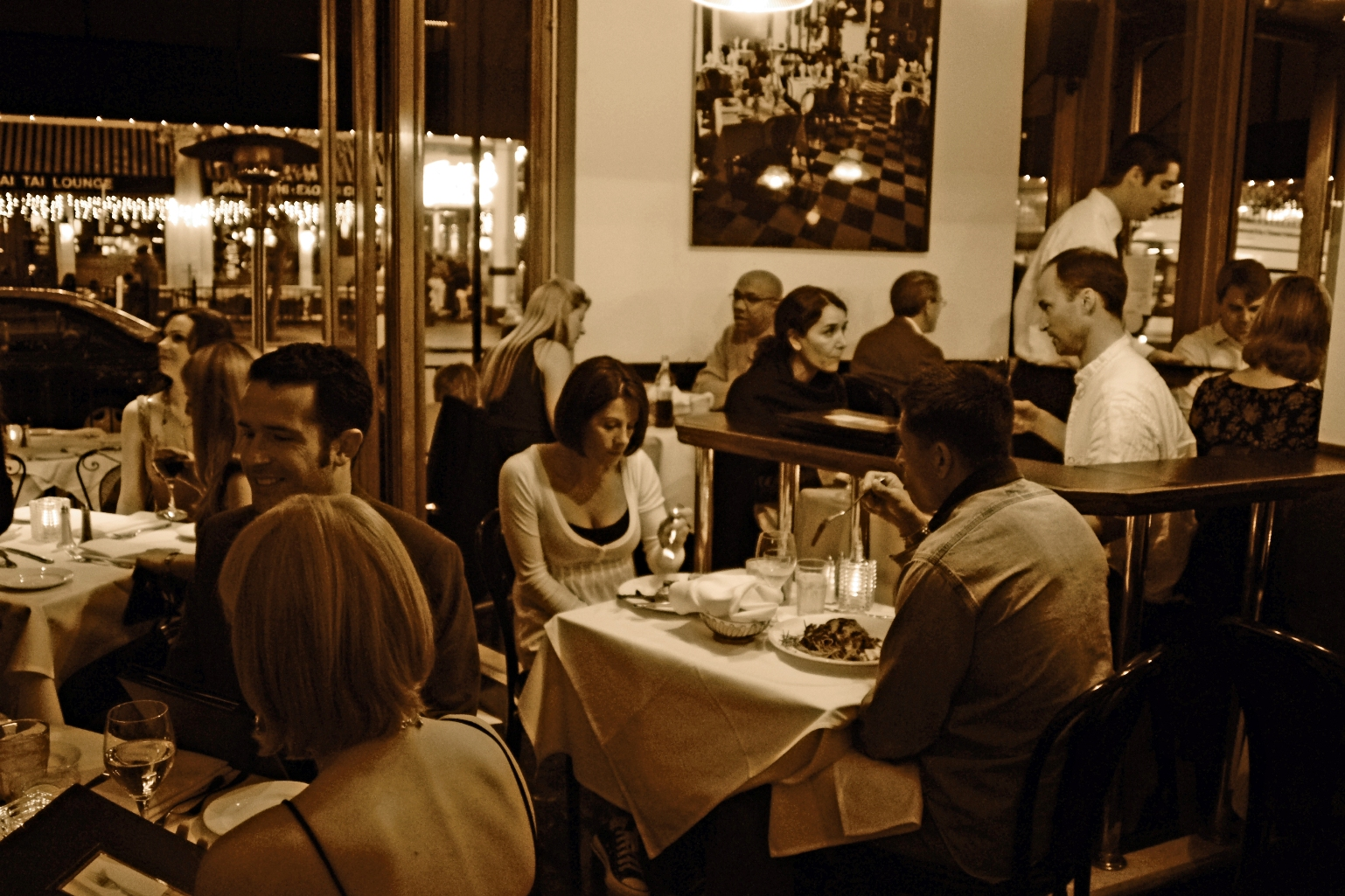 Croce S Restaurant San Diego
