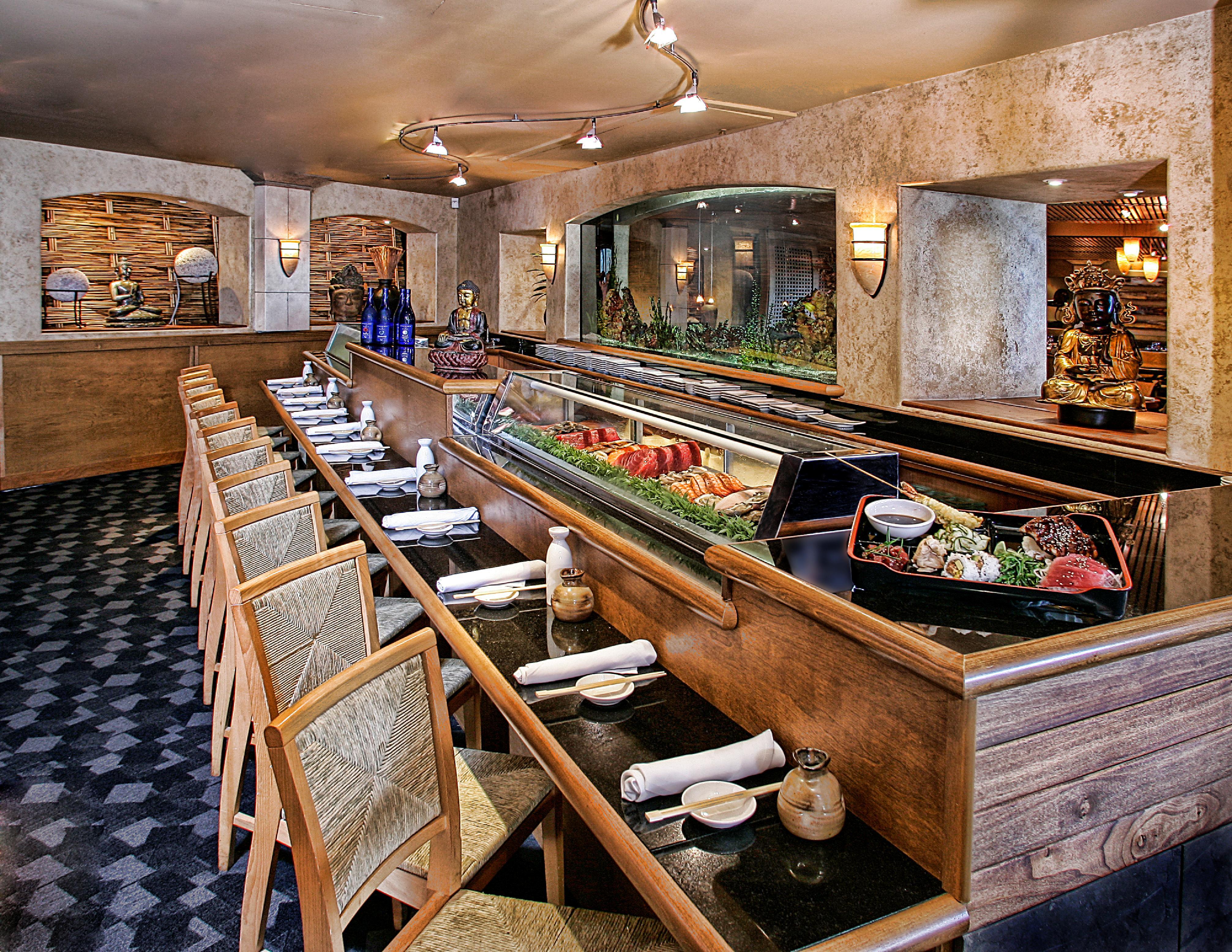 Roppongi Sushi Bar - San Diego Restaurant Week