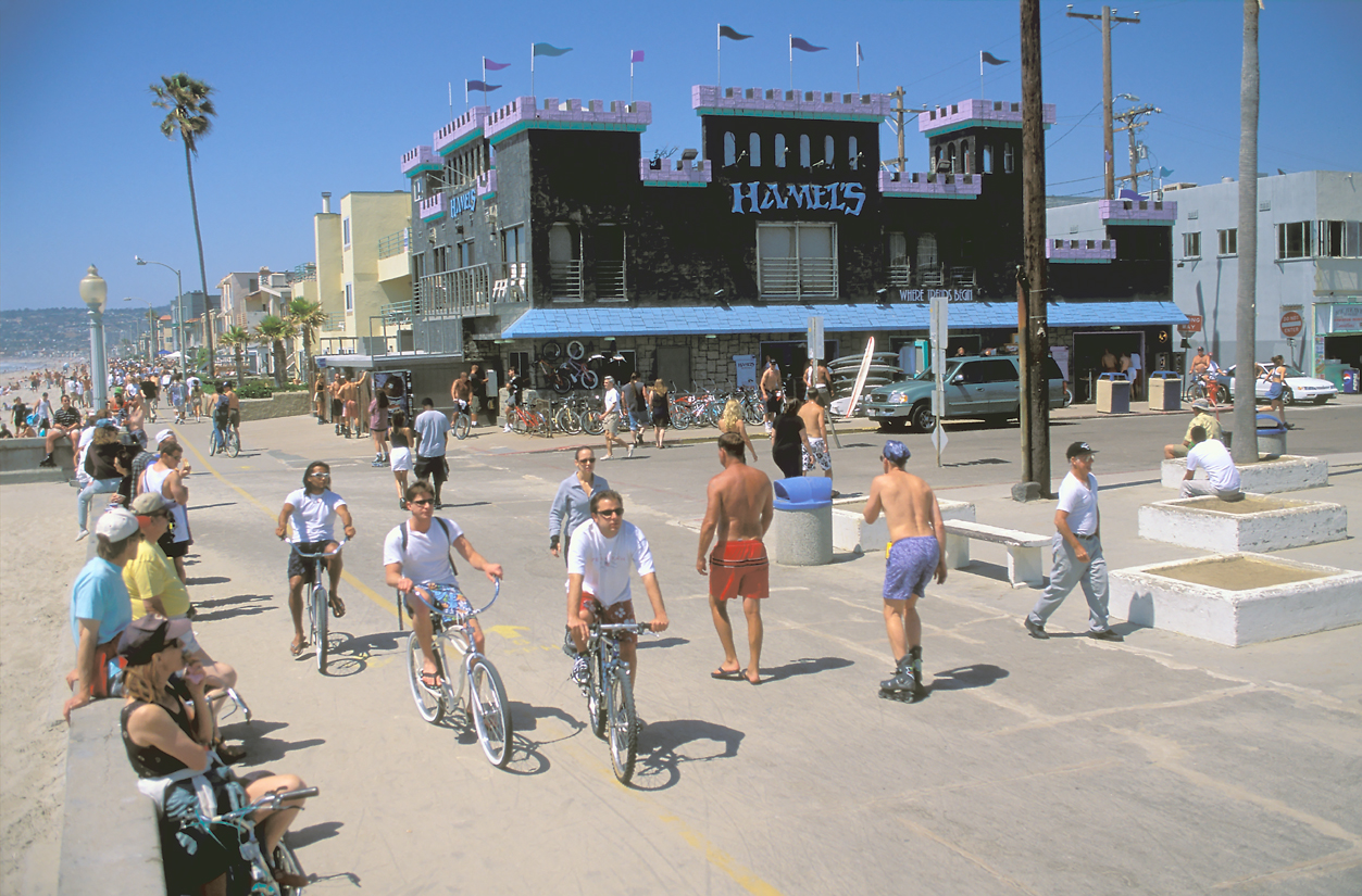 San Diego Outdoors: Take a Scenic Bike Ride | May 3, 2012