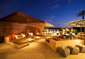 Arterra&#039;s Outdoor Lounge