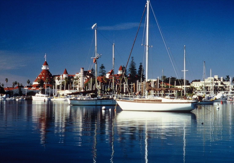 Glorietta Bay - Coronado