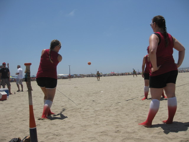 Over the Line Tournament - A San Diego Summer Tradition