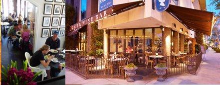 Cafe Chloe Downtown San Diego
