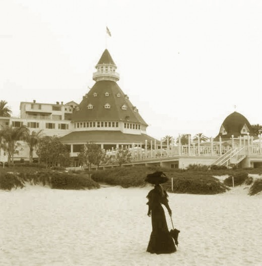 Kate Morgan - Hotel del Coronado