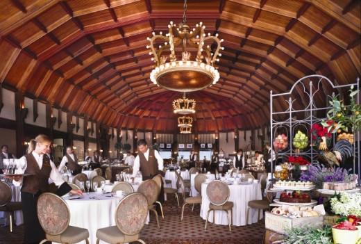 Crown Room at the Hotel del Coronado