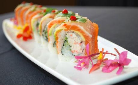 Banbu Sushi delights