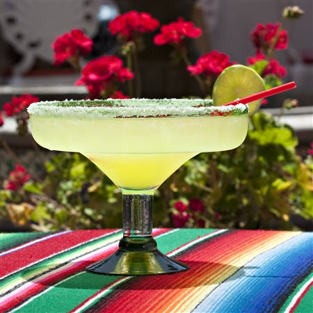 Casa de Pico &quot;Bird Bath margarita&quot; - National Margarita Day