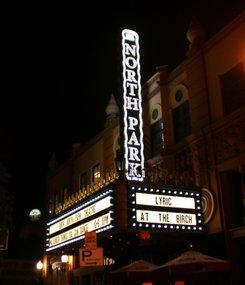 Birch North Park Theatre