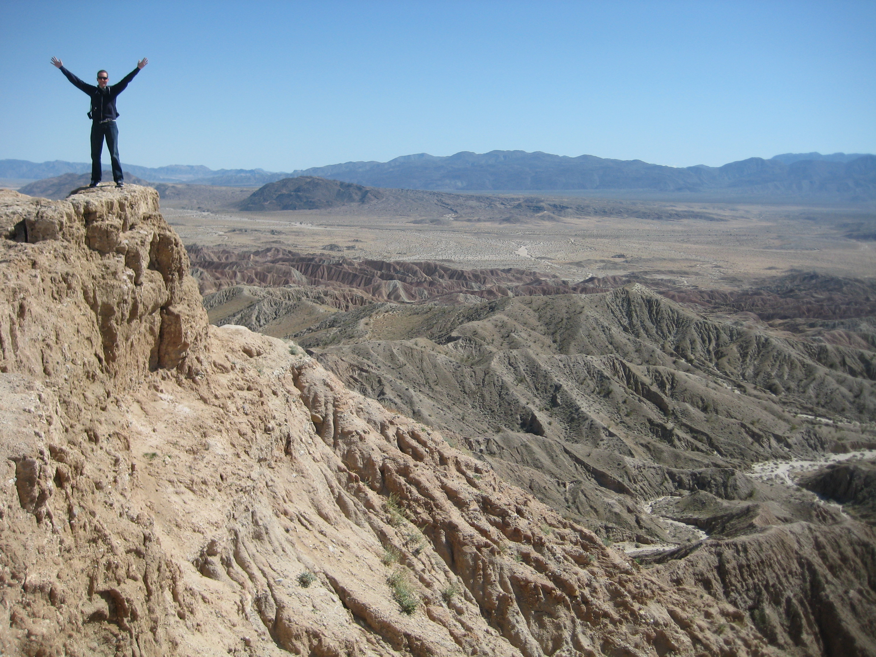 spring to anza borrego desert state park for sensational hikes