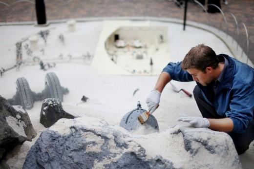 LEGOLAND California's Star Wars Miniland - Hoth