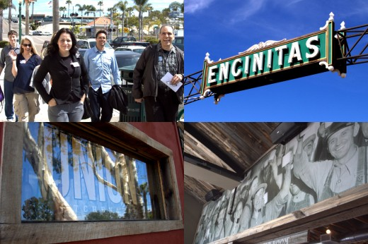 La Jolla Wine Tour Beer Train Tour Collage - Encinitas and Union Kitchen