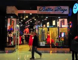 Bettie Page Boutique