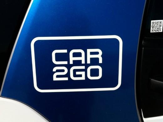 Car2Go San Diego
