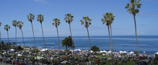 La Jolla Concours d'Elegance