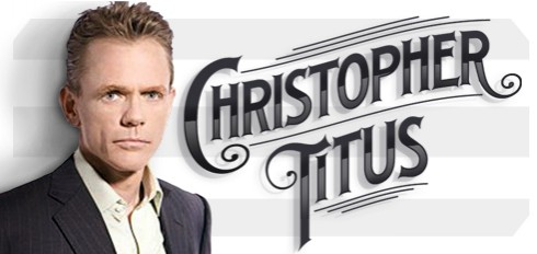 Christopher Titus at the American Comedy Co.
