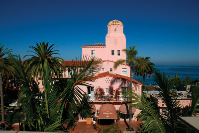 Old Hollywood Glamour At La Jolla S Historic Hotels