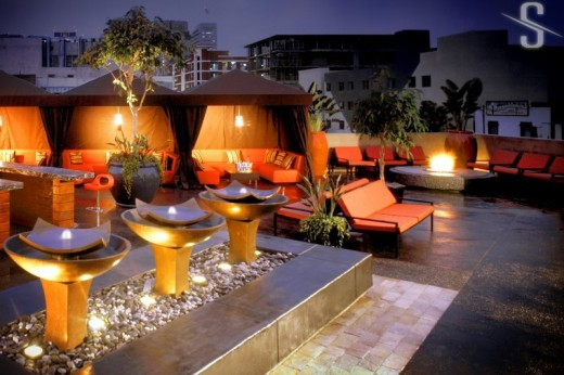 Nightlife San Diego Rooftop Lounges In The Gaslamp Quarter