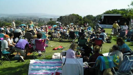 Pacific Beach Summer Concerts on the Green