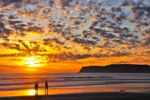 Coronado Beach - OrangeandPark.com