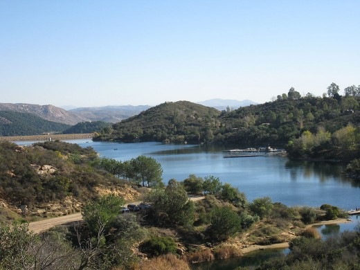 5 great camping and fishing spots in san diego for Lake dixon fishing