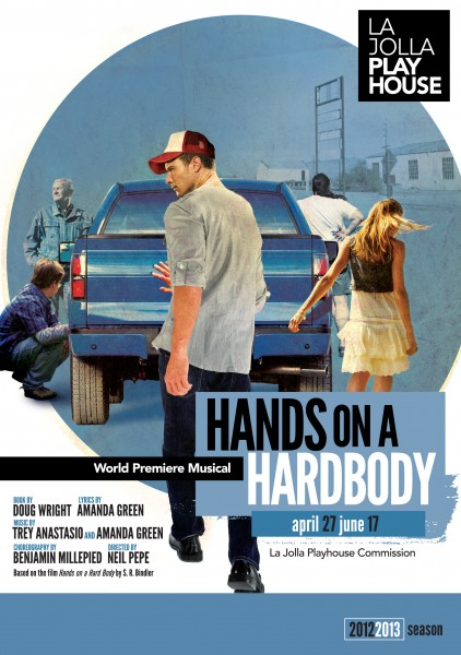 Hands on a Hard Body Poster