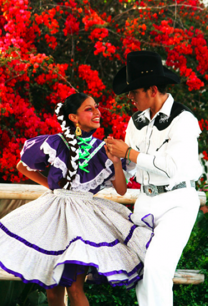 Old Town Mexican Dancers