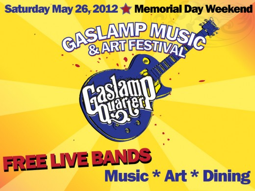 Gaslamp Music &amp; Arts Festival