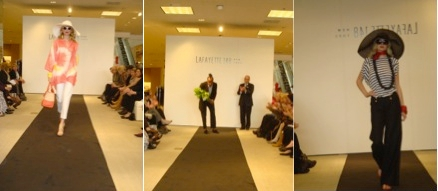 Fashion Show at Neiman Marcus