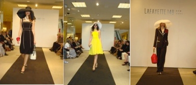 Fashion Show at Neiman Marcus 2