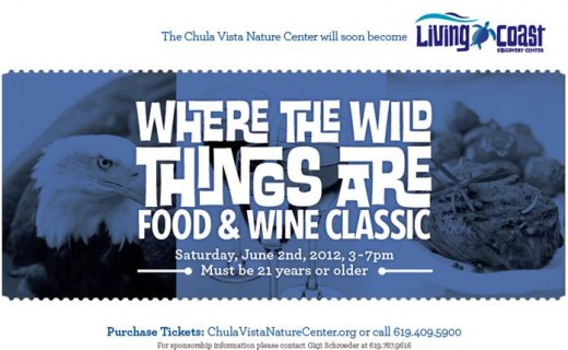 Where the Wild Things Are Food & Wine Classic - Living Coast Discovery Center