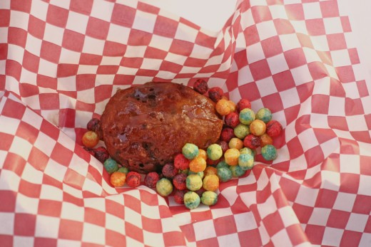 Deep-Fried Trix Cereal - San Diego County Fair