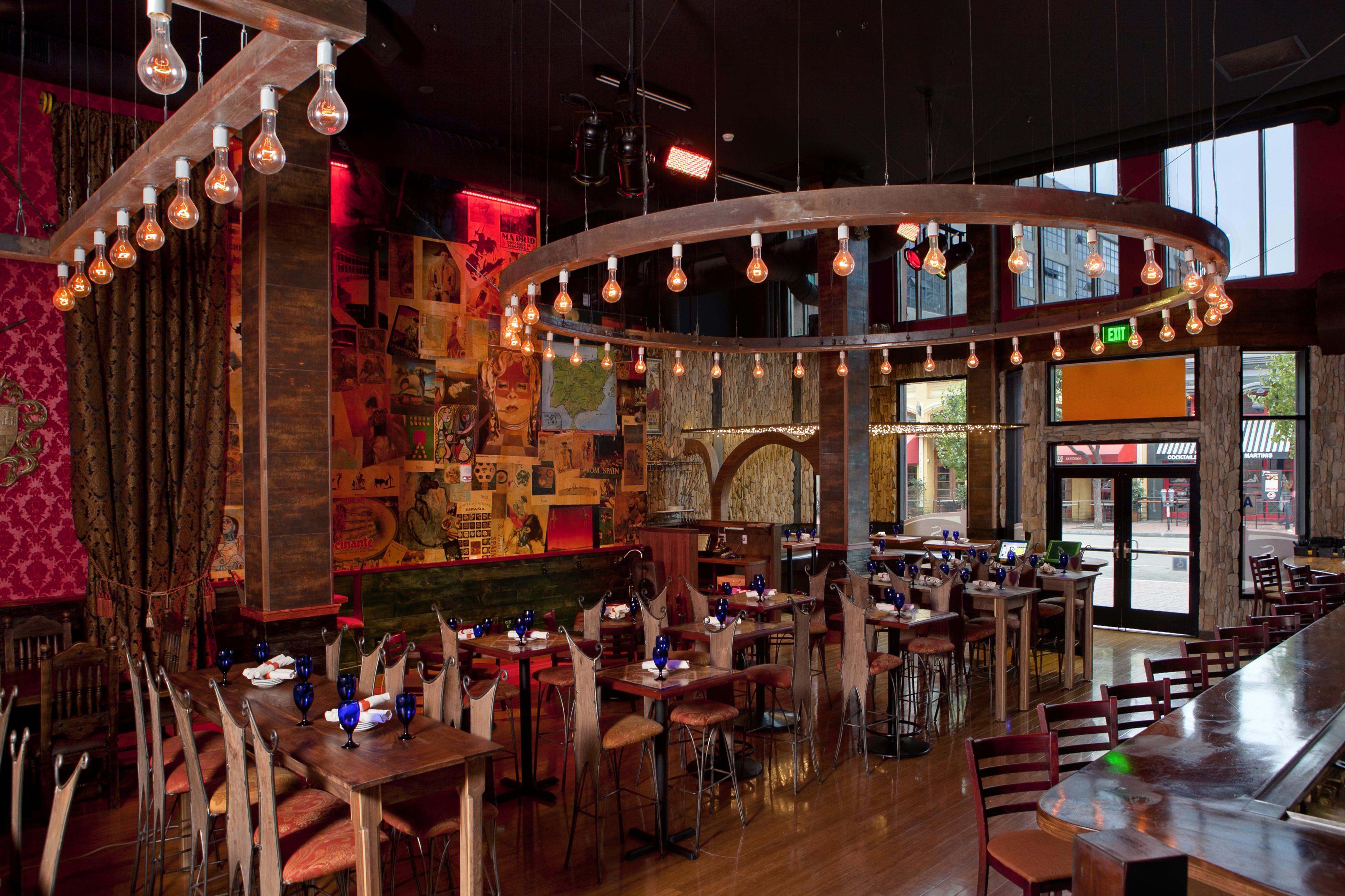 Sevilla Restaurant Menu Riverside Ca