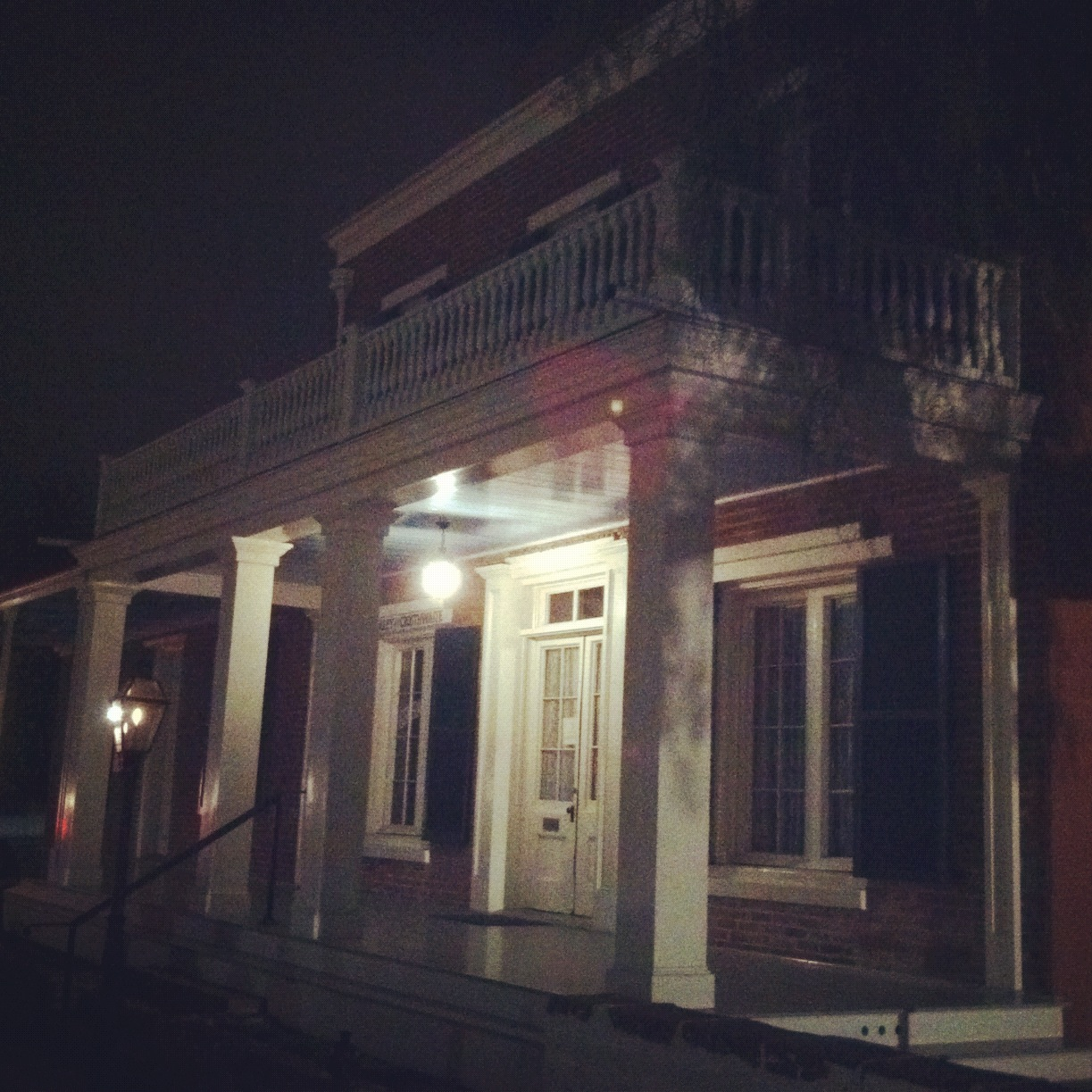 The Whaley House - The OG of Haunted Houses