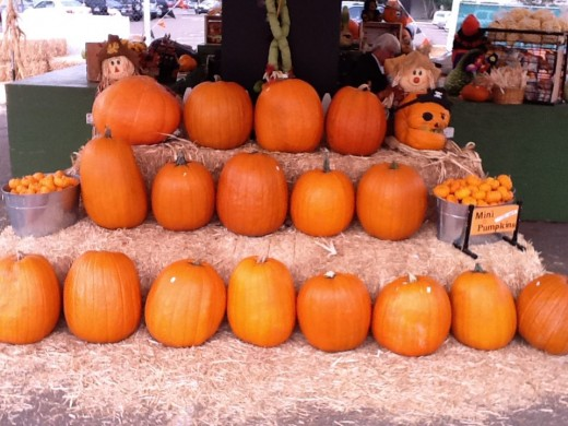 Pumpkin Tower at Pumpkin Station