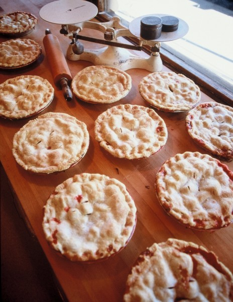 Julian Apple Pies