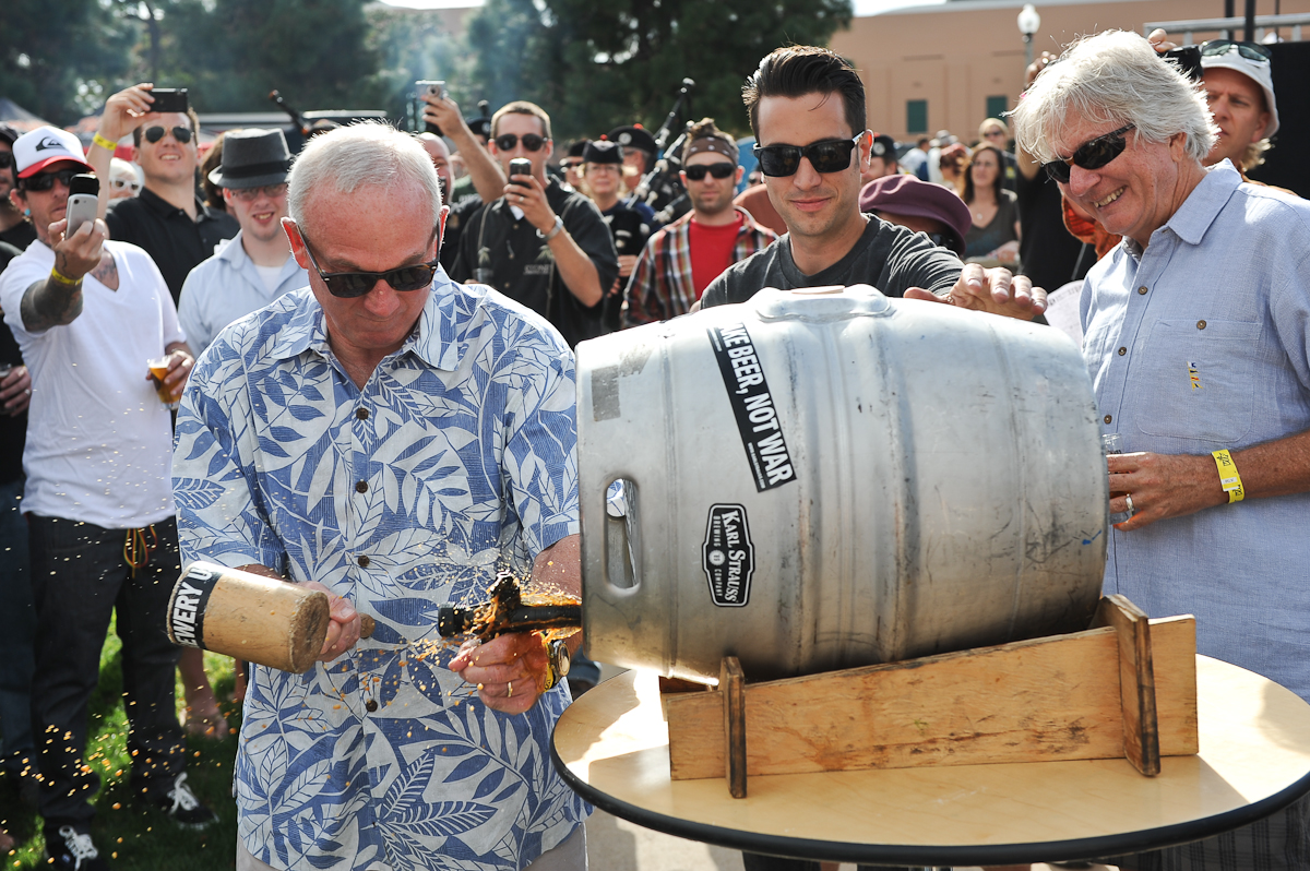 Tapping the keg san diego beer week brewers guild for Craft beer guild san diego