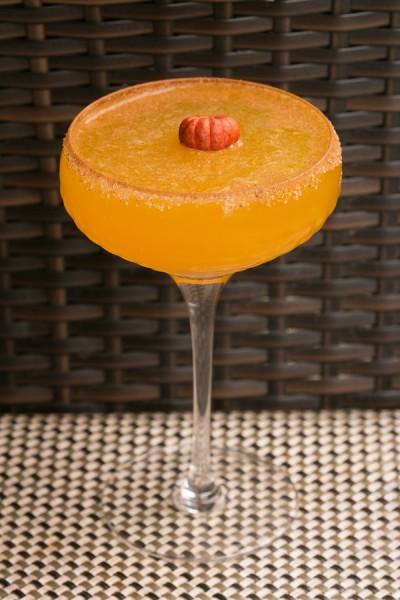 Smashing Pumpkin Martini