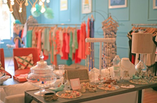 Vocabulary Boutique in Little Italy San Diego